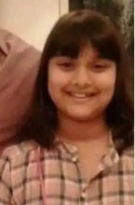 Photo of Saiee Manjrekar's childhood