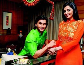 Ritika Bhavnani celebrates Rakshabandhan with Ranveer Singh