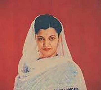 Jagjit Singh Bhavnani's mother