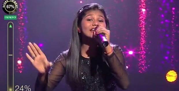 Chelsi Behura in the rising star