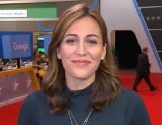 Hallie Marie Jackson is Chief White House Correspondent for NBC News Anchor MSNBC Body Measurements Bra Size Net Worth Career Profile Relationship