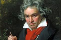 Ludwig van Beethoven was A German Music Composer and Pianist