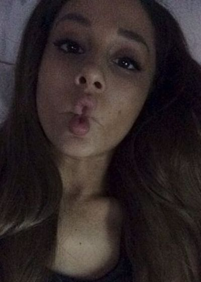 Ariana Grande No Makeup Pictures