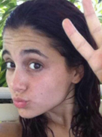 Ariana Grande No Makeup Images