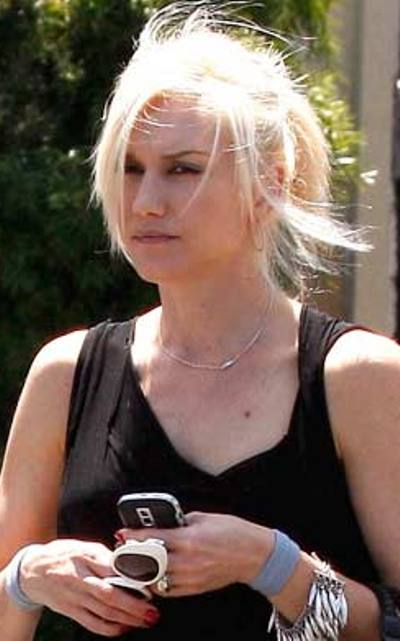 Gwen Stefani Without Makeup Pictures