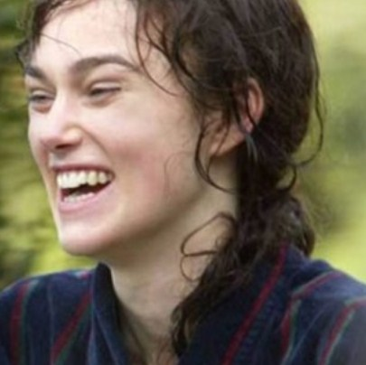 Keira Knightley No Makeup