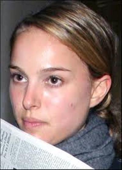 Natalie Portman Without Makeup Photos