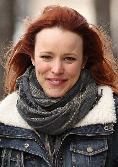 Rachel McAdams No Makeup
