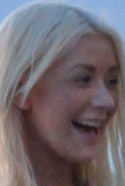 Christina Aguilera Without Makeup