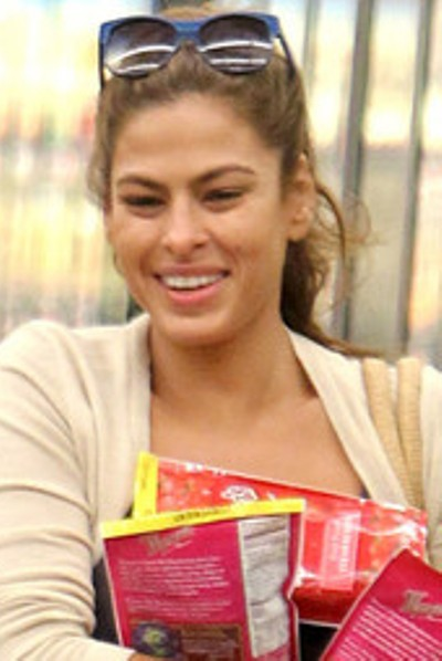 Eva Mendes Without Makeup