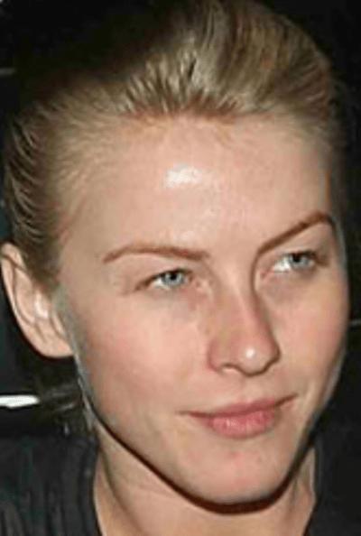 Julianne Hough No Makeup