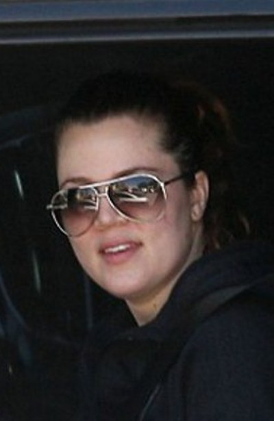 Khloe Kardashian Without Makeup Pictures