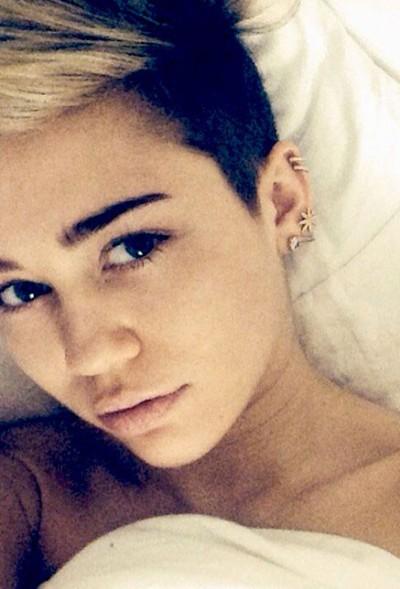 Miley Cyrus Without Makeup Photos