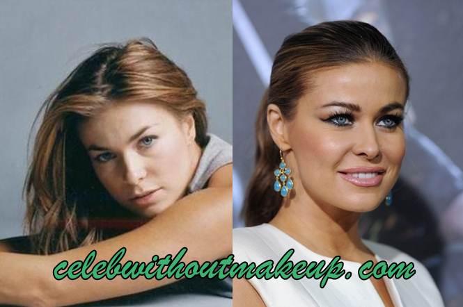 Carmen Electra No Makeup