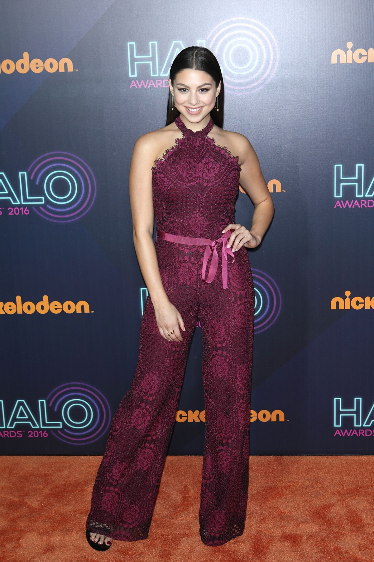 Nickelodeon 2016 Halo Awards : nickelodeon, awards, Kosarin, Nickelodeon, Awards, Celebzz