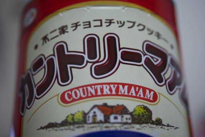 カントリーマァム × ピーチネクター