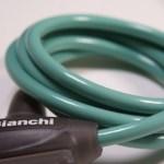 ワイヤーロック チェレステカラー 【Bianchi】