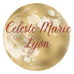 Author Celeste-Marie Lyons Website