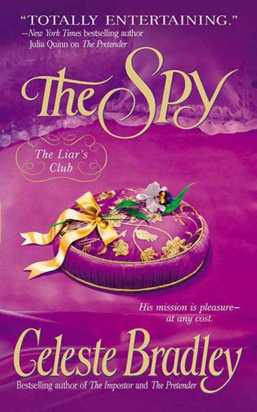 The Spy - The Liar's Club - Book 3 - Cover
