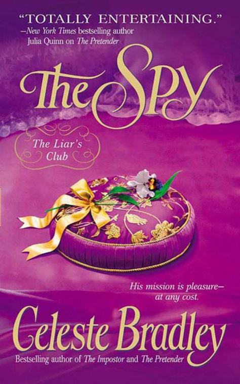 The Spy - The Liar's Club - Book 3 - Cover