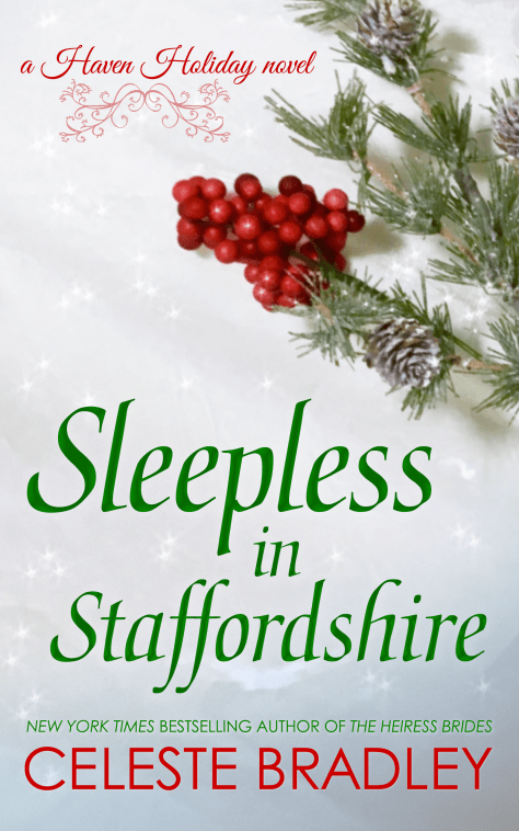 Sleepless in Staffordshire - a Haven Holiday Novel
