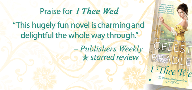 I Thee Wed - Book 4 of the Wicked Worthingtons
