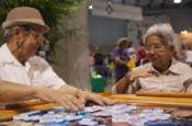 Where they can play the most famous table game in Cuba