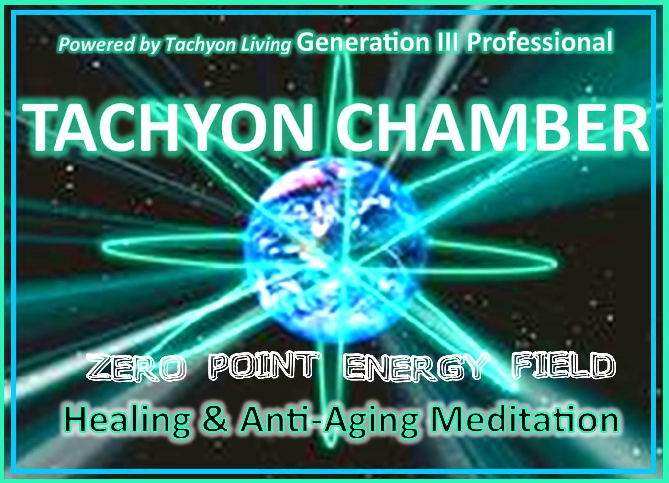 Energie tachyon TACHYON ARTICLE