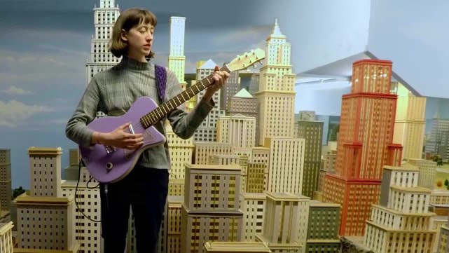 Frankie Cosmos – Outside With The Cuties