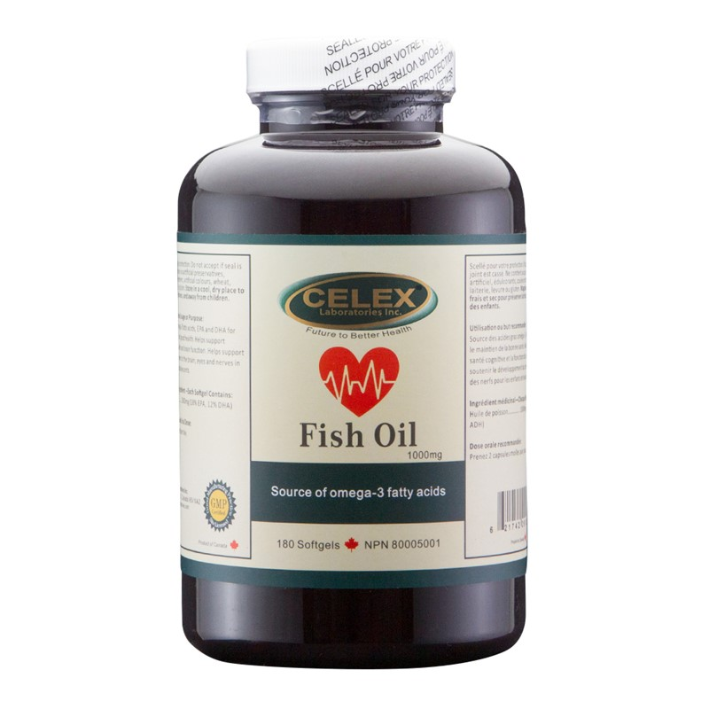 Celex Fish Oil