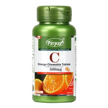 Vorst Vitamin C Chewable Tablet