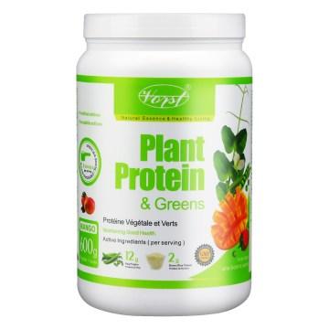 Vegan Plant Protein & Greens 600g Mango Flavour
