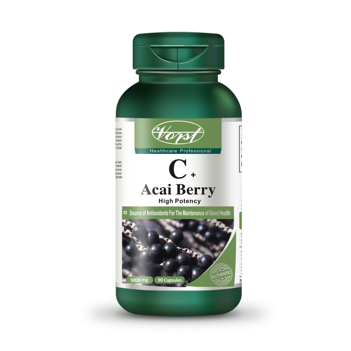 Acai Berry 5000 mg 90 Capsules