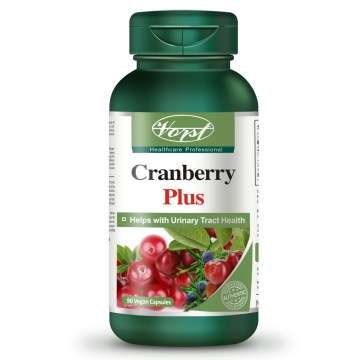 Cranberry Plus 400mg with Juniper Extract 90 Vegan Capsules