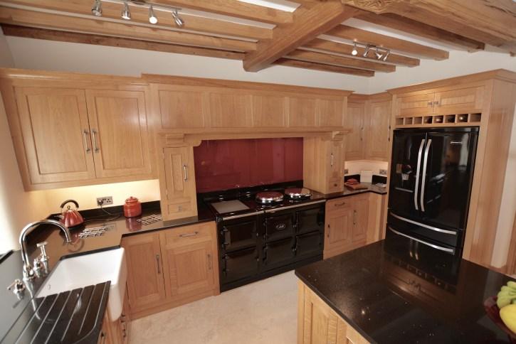 Celfiderw Oakencraft Aran Kitchen13