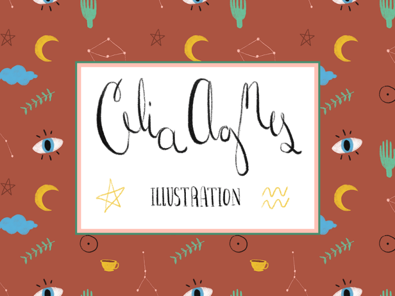 Celia Agnes, Illustrator, Denton TX