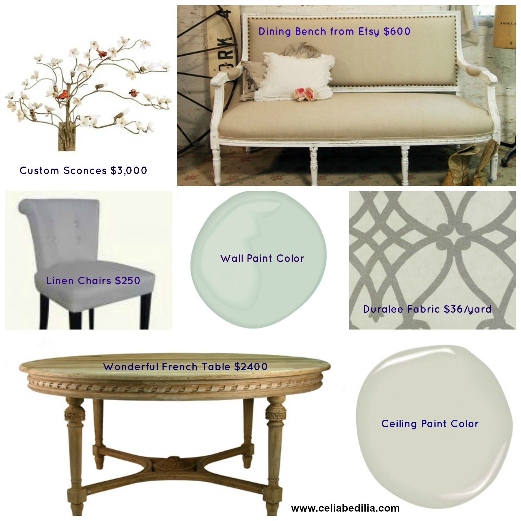 French Country Dining Table Plans Plans DIY How To Make