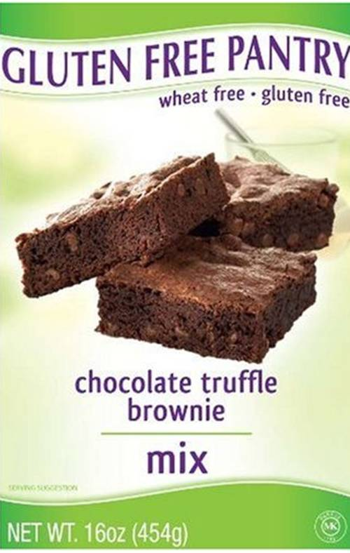 Product Review: Gluten-Free Pantry Chocolate Truffle ...