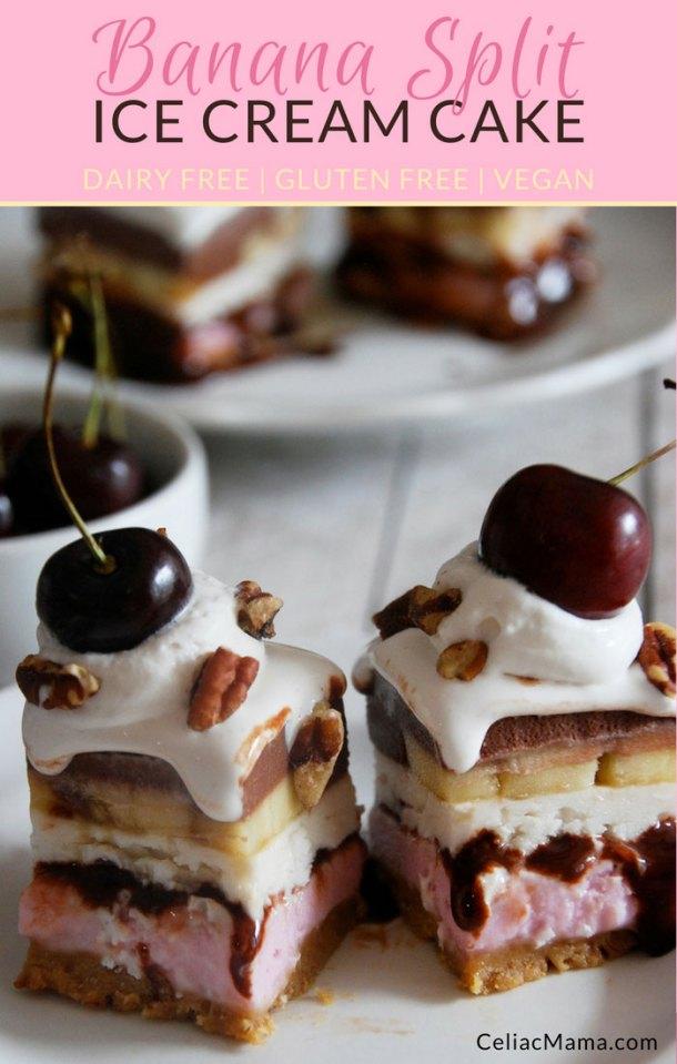 dairy-free-banana-split-ice-cream-cake