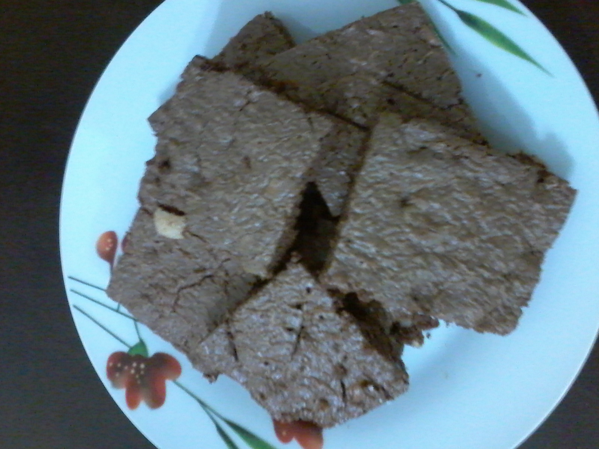 Brownie de Nutella 3 ingredientes