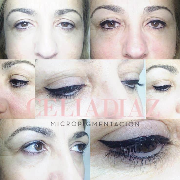 Micropigmentacion ojos Sevilla