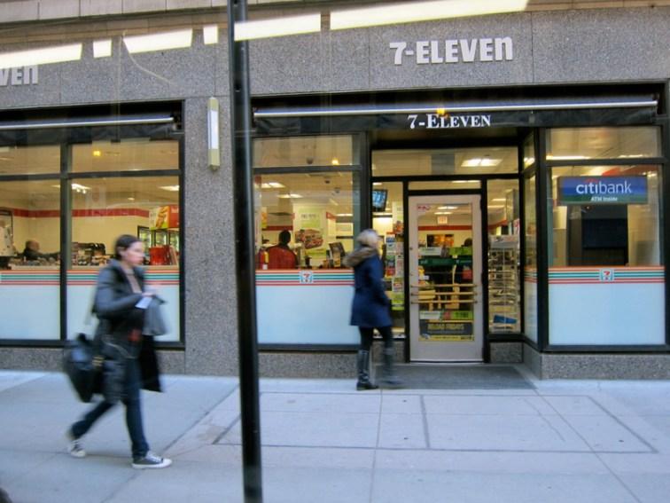 7 eleven, © 2013 Celia Her City