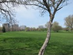 The nine-hole golf course off Chicago's Recreation Drive, © 2013 Celia Her City