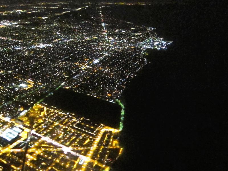 Evanston aerial, © 2014 Celia Her City