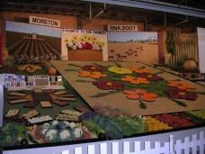 Agricultural Display @ The Ekka