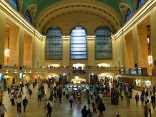 Busiest station in America