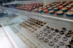 Mini Cupcakes @ Baked by Melissa