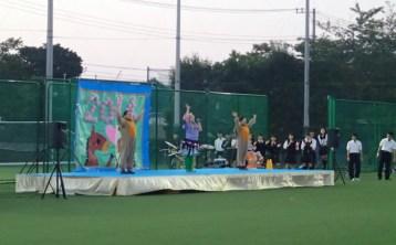 Teachers doing a Kyary Pamyu Pamyu performance!