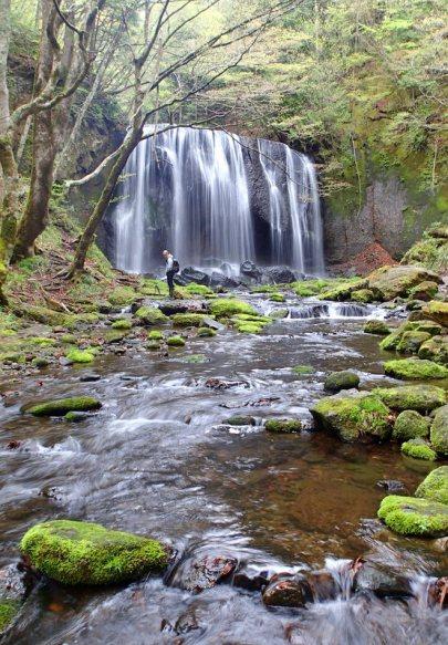 Tatsusawa Fudo Falls