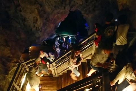 Ryusendo Cave